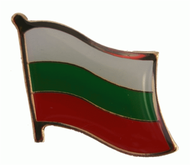 Bulgarien Pin
