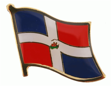 Dominikanische Republik Pin
