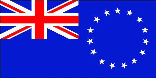 Cook Islands Flagge 90x150 cm