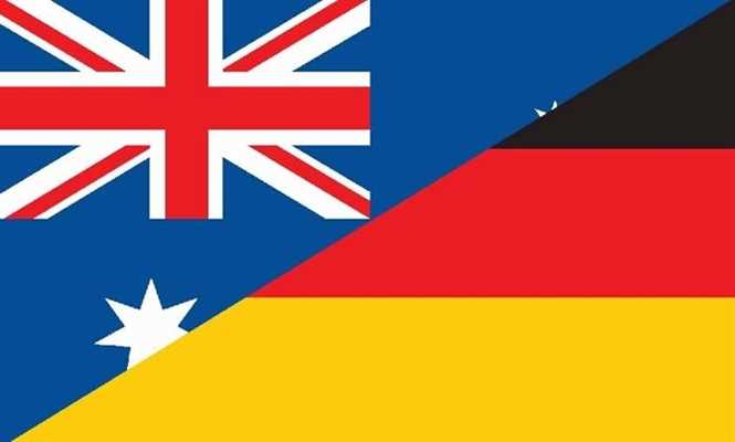 flaggen shop deutschland australien flagge 90x150 cm e kaufen bestellen. Black Bedroom Furniture Sets. Home Design Ideas