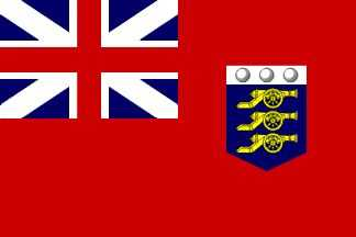 Board of Ordnance Ensign 18. Jahrhundert  Flagge 90x150 cm