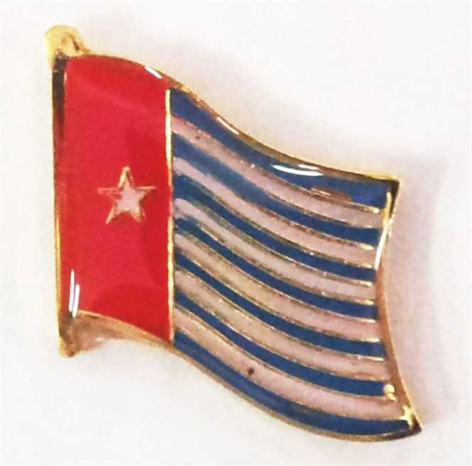 West Papua, Morgenstern  Pin