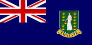 British Virgin Islands Flagge 90x150 cm