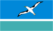 Midway Islands Flagge 90x150 cm