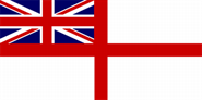 British White Ensign Royal Navy Flagge Großbritannien Marine 90x150 cm