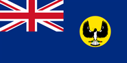 South Australia Flagge 90x150 cm