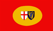 Grossbritannien Command Flag 1652 90x150 cm