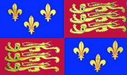 Royal Banner 16th Century Flagge 90x150 cm