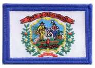 West Virginia Aufnäher / Patch