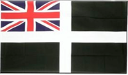 Cornwall Ensign Flagge 90x150 cm