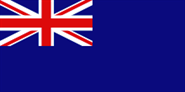 NAVEL ENSIGN BLUE SQUADRON Flagge 90x150 cm