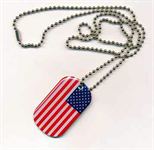 USA Dog Tag 30x50 mm (Erkennungsmarke)