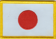 Japan Aufnäher / Patch
