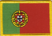 Portugal Aufnäher / Patch
