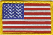 USA Aufnäher / Patch