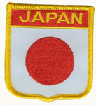 Japan Wappenaufnäher / Patch