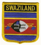 Swasiland Wappenaufnäher / Patch