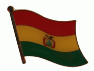 Bolivien Pin