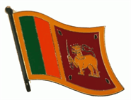 Sri Lanka Pin