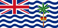 British Indian Ocean Flagge 90x150 cm