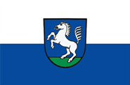 Althengstett Gemeinde Flagge 90x150 cm (DE)