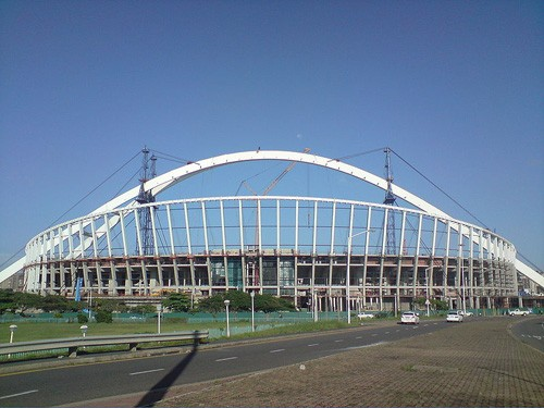 Moses Mabhida Stadion in Durban